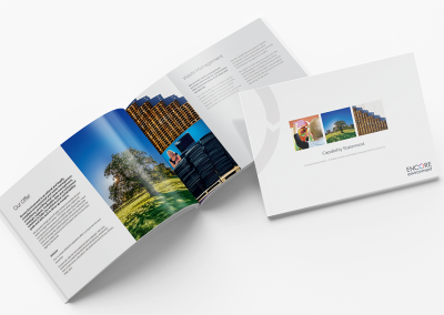 Encore Environment Brochure