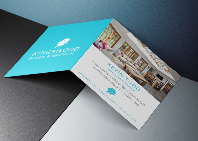 Kingswood Design Card