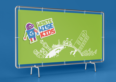 Waste Wise Kids banner